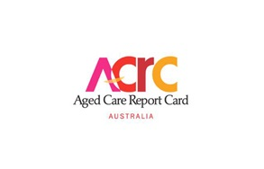 aged care report card logo